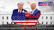 مقایسه برندشخصی ترامپ و بایدن